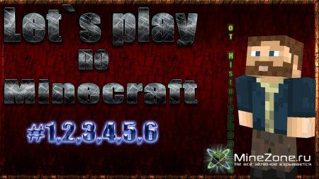 Lp minecraft #1,2,3,4,5,6