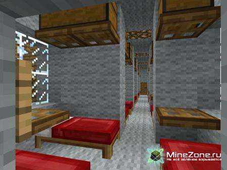 [РЖД] России2 -Minecraft 1.5.1