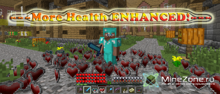 [1.4.7] More Health ENHANCED!