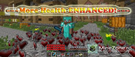 [1.4.7] More Health ENHANCED!