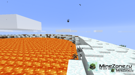Snowy Volcano 2