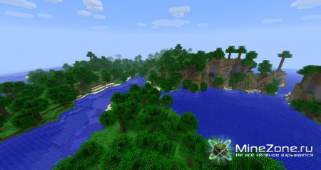 [1.5.1] [Forge] Highlands - Biomes, Trees and More! v1.2.4