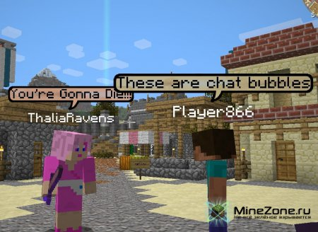 [1.5.1] Chat Bubbles!