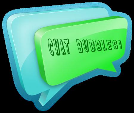[1.5.1] Chat Bubbles!
