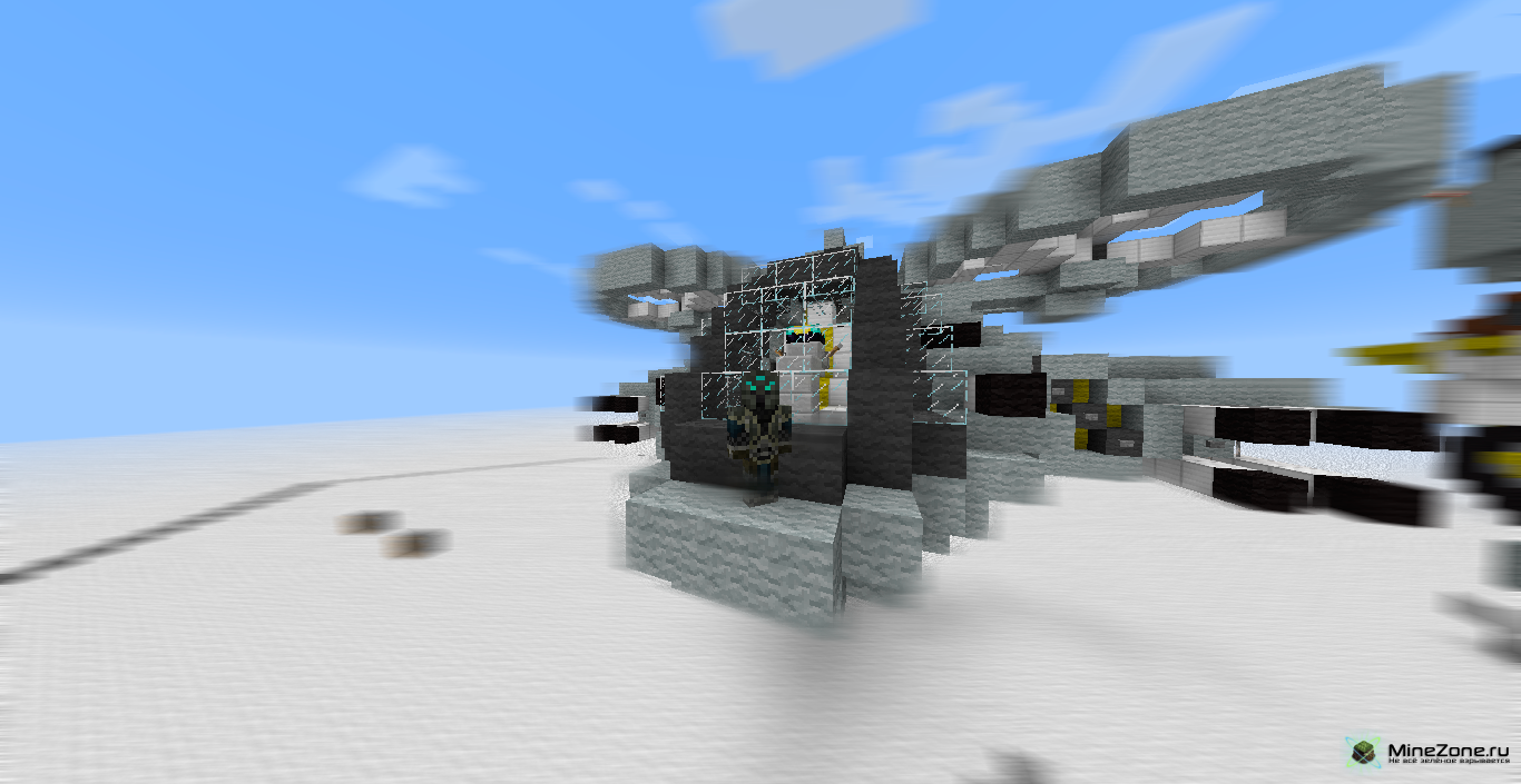 Aircraft [1.7.10] [1.7.2] / Моды для Майнкрафт / Minecraft ...
