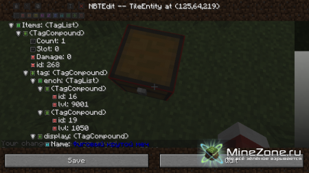 [1.5.1] [Forge] In-game NBTedit - Minecraft Inventory editor