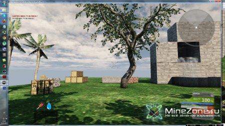 Minecraft в HD (мой новый Minecraft) 2 тест