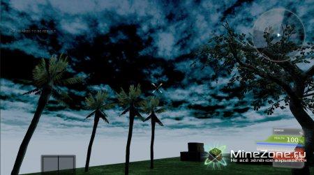 Minecraft в HD (мой новый Minecraft) 6 тест