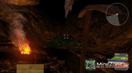 Minecraft в HD (мой новый Minecraft) 9 тест