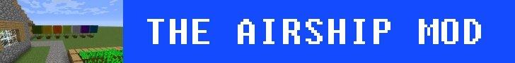 [1.5.2] The Airship Mod