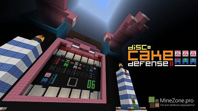 [Игра на карте] Cake Defense II