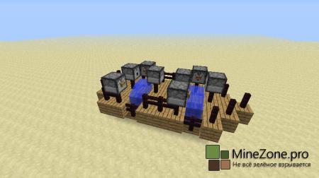 Самая маленькая TNT Пушка в MineCraft 1.5.2 Уроки по Minecraft]