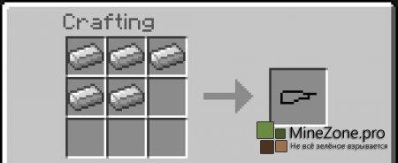 [1.5.2] Redstone HandGuns!