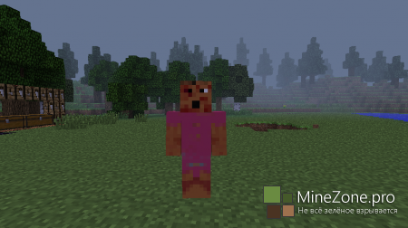 [1.5.2] Dead Minecraft - Dead Island в майнкрафте!