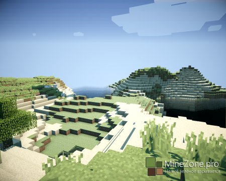Minecraft Wallpaper by Zan