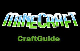 [1.5.2] [Forge]  CraftGuide Mod