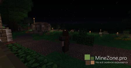 The Walking Dead - Season 2 Final Battle - Minecraft Zombie Map