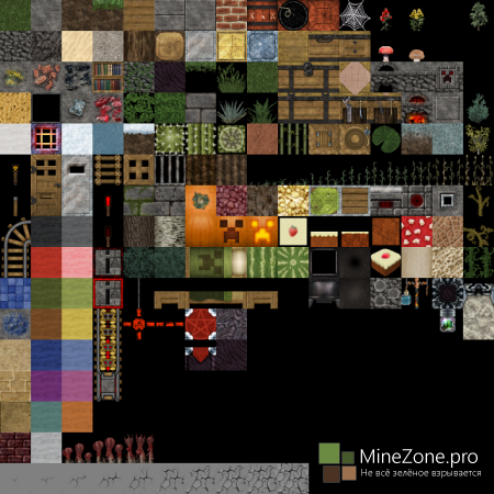 [1.5.2] [64x] Misa's Realistic Texture Pack