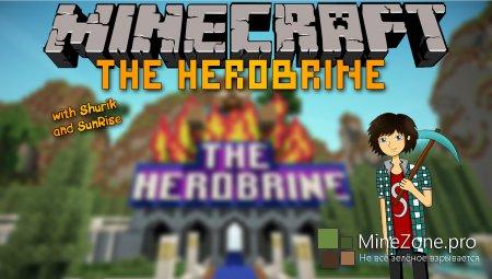 Minecraft Mini-Game - THE HEROBRINE