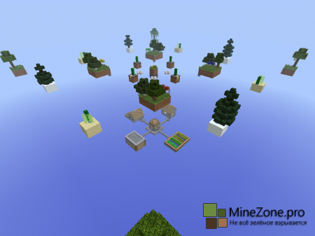 [MAP] SkyBlock BATTLE!