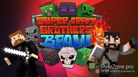 SUPER CRAFT BROS - Криперы и кактусы