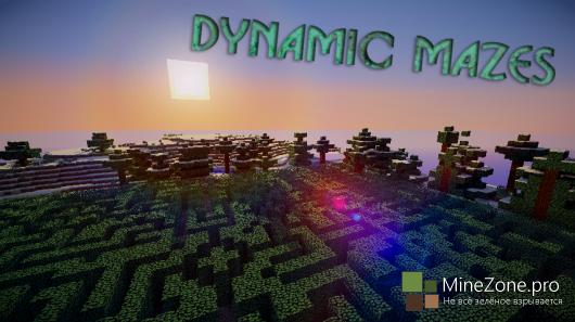 [1.6.2] DYNAMIC MAZES 1.2