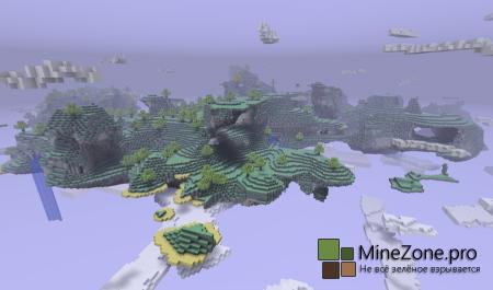 Minecraft обои: Модификации