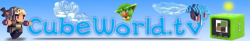 Cube World (stream)