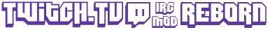 [1.6.2] TwitchTV IRC Reborn v1.0