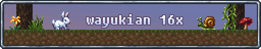 [1.6.2] [16x] Wayukian Pack