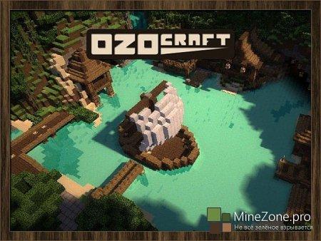 [1.6.1] [32x] OzoCraft