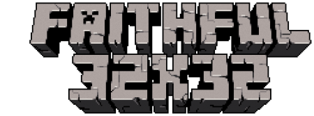 [1.6.1] Faithful 32x32 Pack