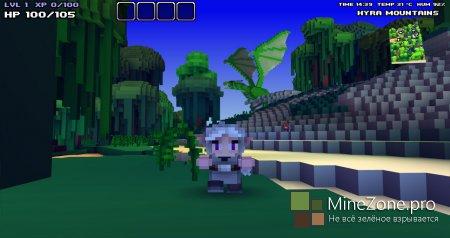 Cube World alpha (Demo + Пиратка)