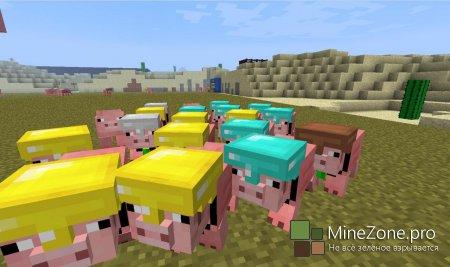 [1.6.4][Forge] Pig Companion