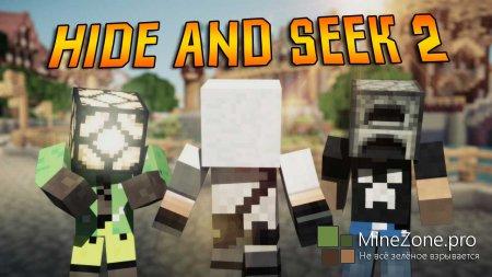 HIDE AND SEEK 2 - Безудержное веселье (MineCraft MiniGame)