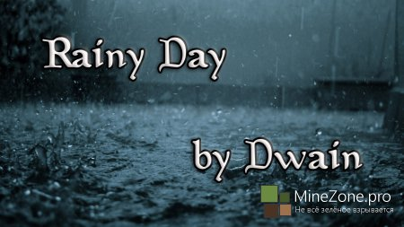 Rainy day by Dwain