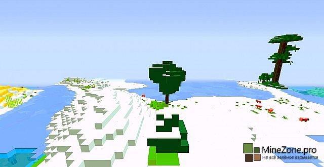 мод cube world для minecraft 1 5 2 #10