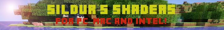 [1.6.2][Forge]SILDUR'S SHADERS [PC/MAC/INTEL]