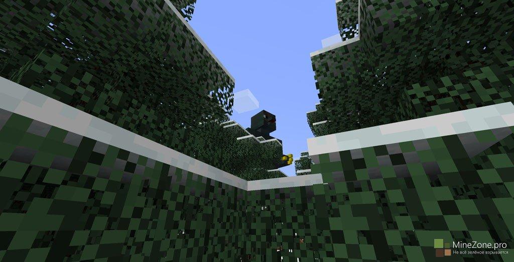 как установить мод годзиллу на minecraft #9
