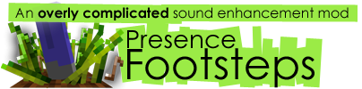 [1.6.2][Forge] Presence Footsteps