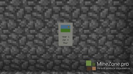 [1.6.2] [Forge] Calendar Mod