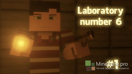 Minecraft Animation | Laboratory number 6