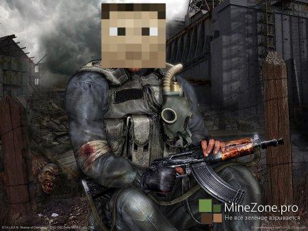 M.I.N.K.E.R Взрыв в кубическом мире.
