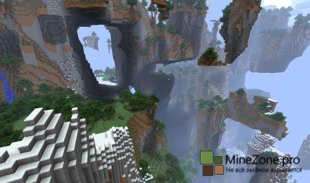 Minecraft 1.7 - biome update - Первые подробности