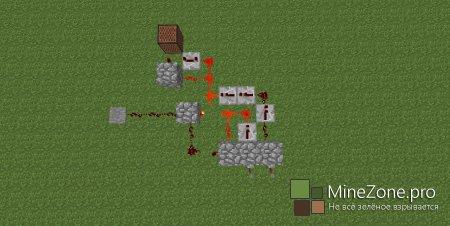 [Redstone] Сигнализация в Minecraft