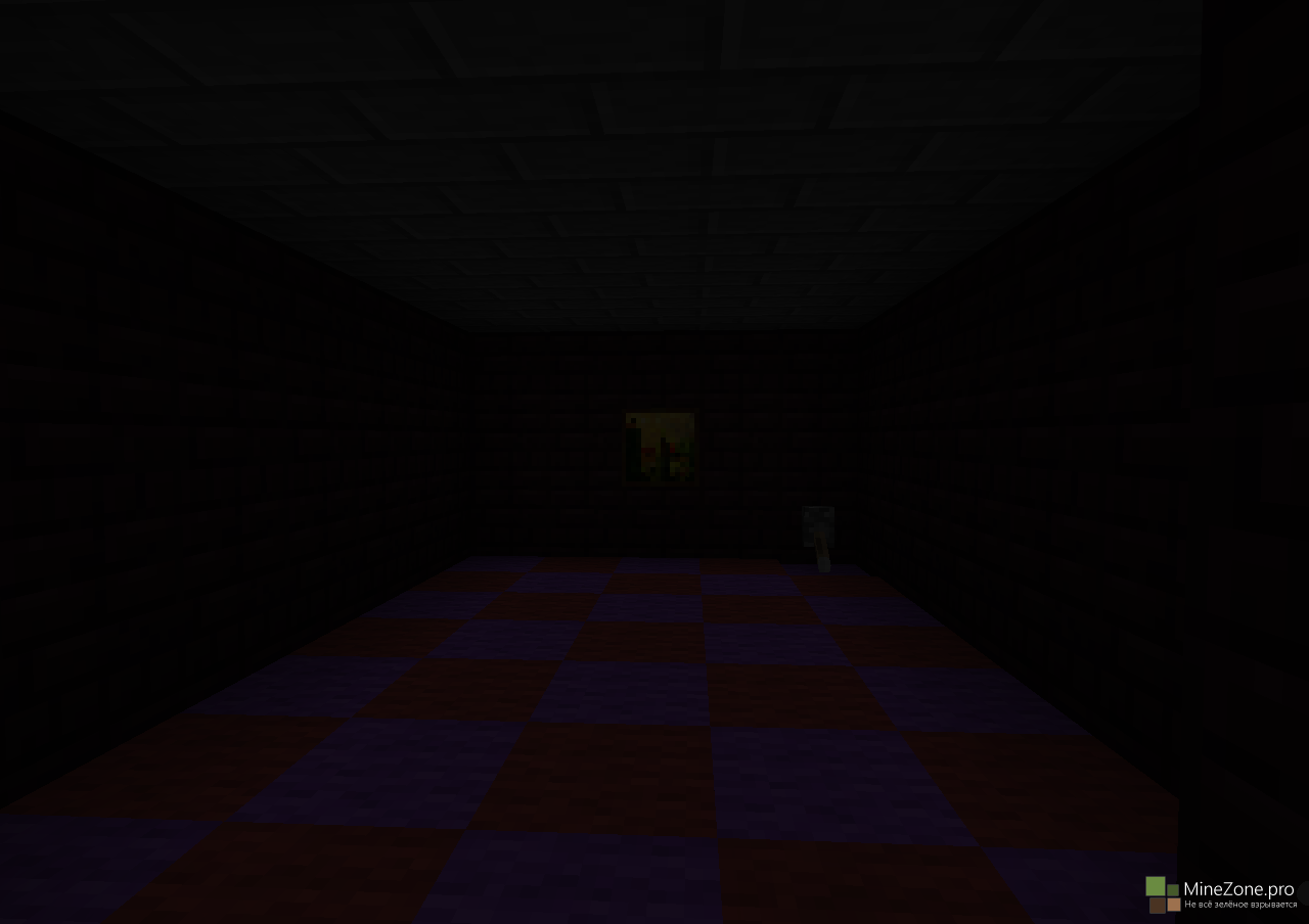 map] MINECRAFT Acedia: indie horror » MineZone - Не всё зелёное ...