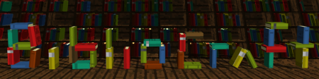 [1.6.2][Forge] Biblio Craft v1.4.0 Обновления!