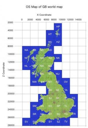 В Minecraft впихнули целую Великобританию