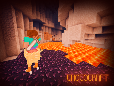 [1.6.4][Forge] ChocoCraft