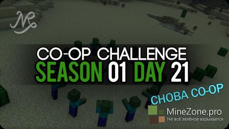 Co-op Challenge - Desert Oasis #S01D21